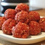 Albóndigas (eller kjøttboller om du vil)