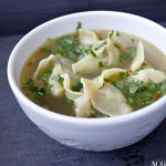 Won ton-suppe