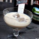 «Lethal Rita» – a drink with baileys and cointreau
