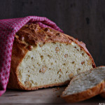 Eltefritt brød med kikerter