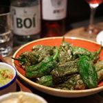 Pimientos de Padrón – stekte grønne paprikaer