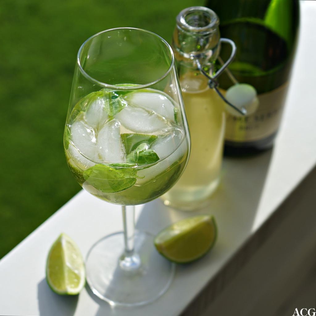 Hugo - sommerfrisk drink
