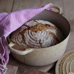 Eltefritt brød med valnøtter