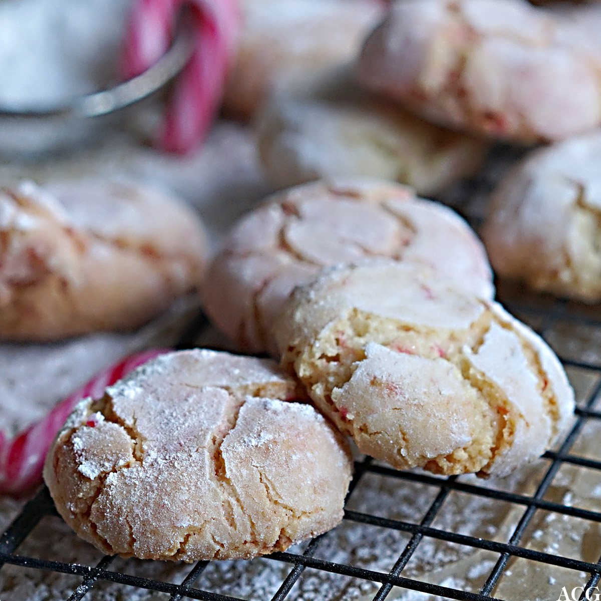 lekre crinkle cookies melisdryss