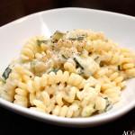 «Mammas pasta» – pasta med squash