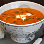 Blomkålsuppe – Indian style