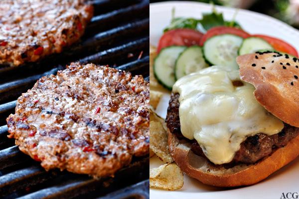 cheeseburger / osteburger