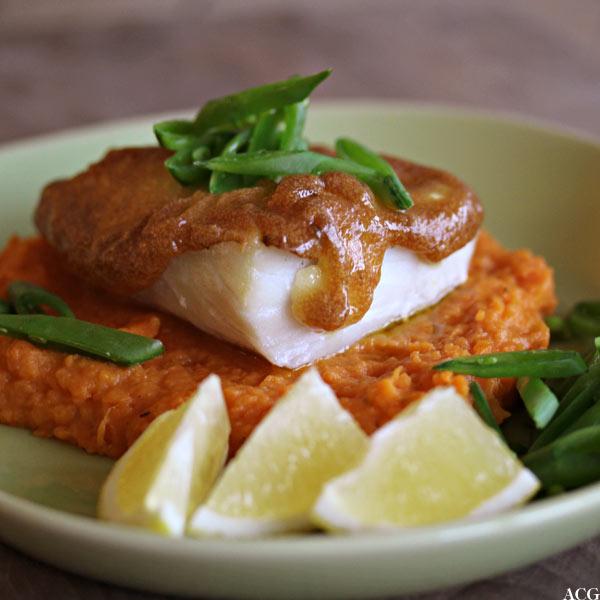 torsk med aioli og rotmos