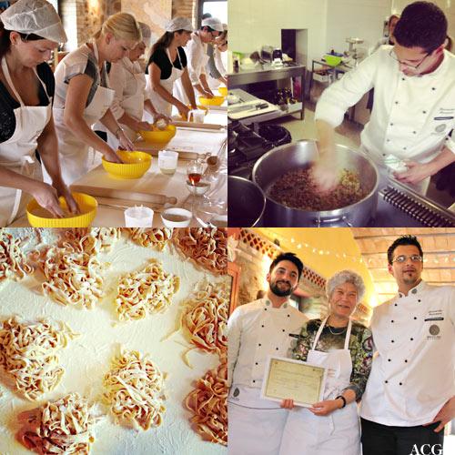 Bilder fra kokkeurs på Il Tesoro