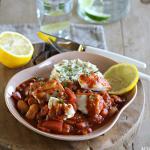 Chiligryte med kveite
