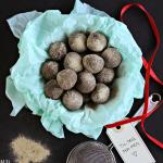 Sjokoladekuler med lakris
