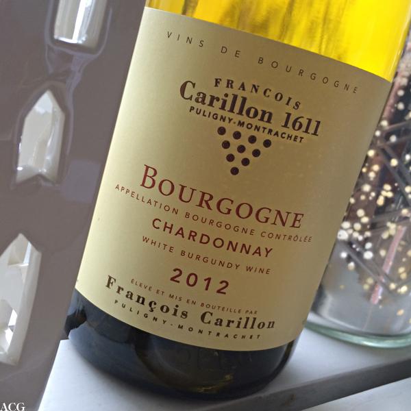 BIlde av etikett: Carillon Bourgogne Chardonnay