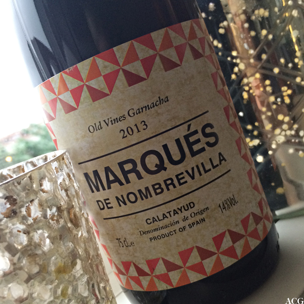Bilde av etikett: Marques de Nobrevilla