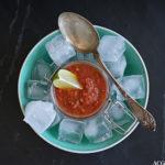 Gazpacho – kald grønnsakssuppe
