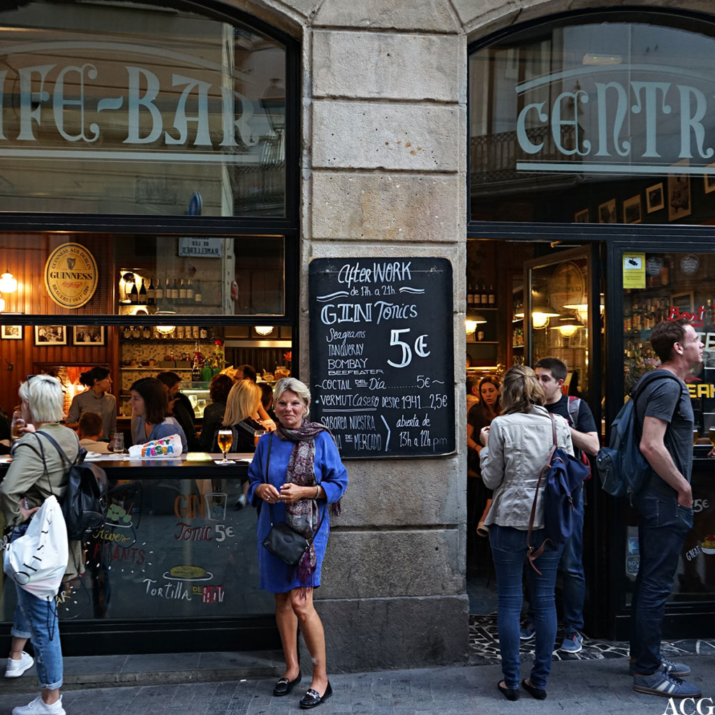 Centric Canalla i Barcelona