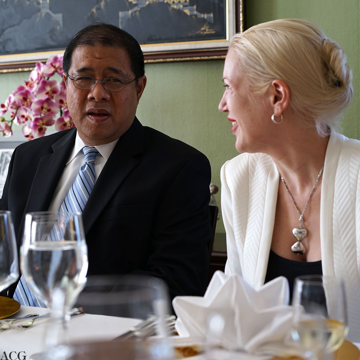 Thailands ambassadør til NOrge