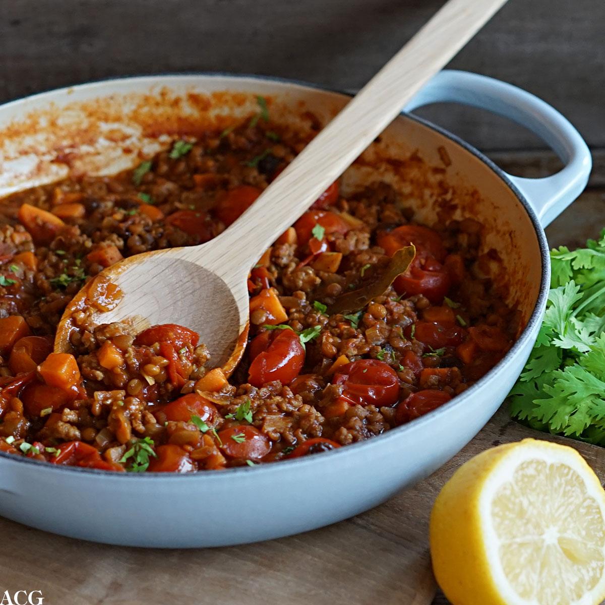 tomatisert lammegryte