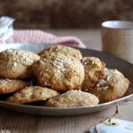 Mandelcookies med smak av appelsin