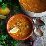 Harira – tradisjonell marokkansk suppe