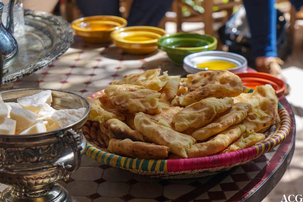 marokkansk frokost