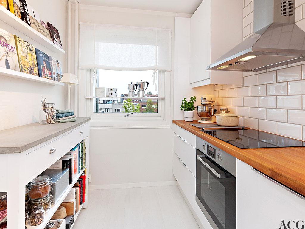 kjøkkenet i Elveslottet