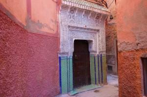 Marrakech 0317 medina soor