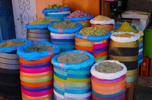 Marrakech 0317 shopping te